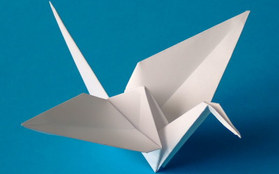 Paper: still good for origami, chain of custody not so much