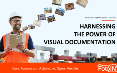 Harnessing the Power of Visual Documentation