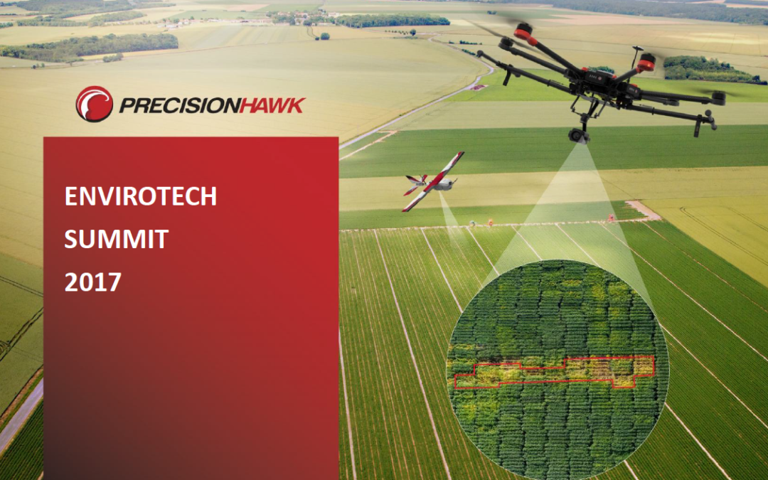 PrecisionHawk: THE Enterprise drone platform